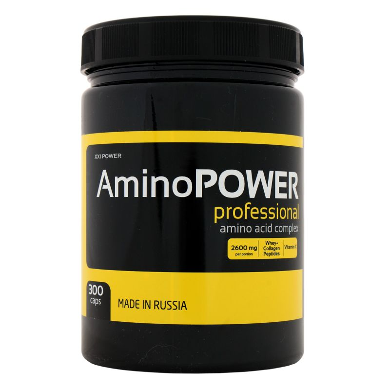 XXI Power Amino Power