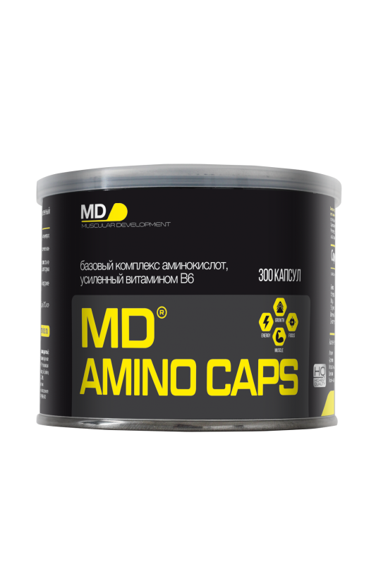 MD Amino Caps