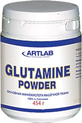 Artlab Glutamine Powder
