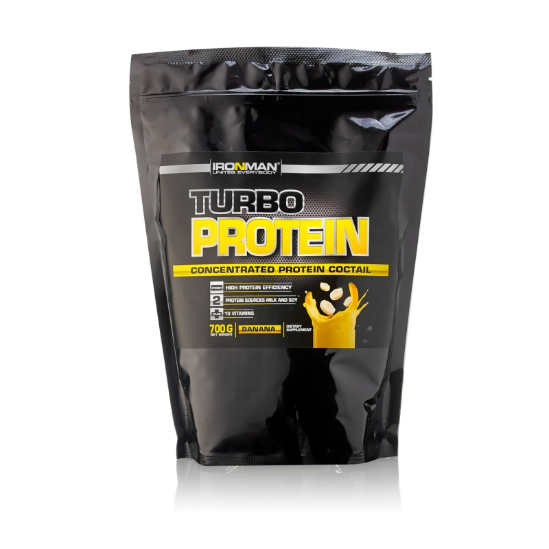 IRONMAN Turbo Protein