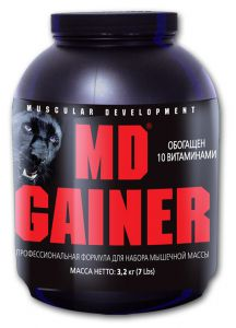 MD Gainer