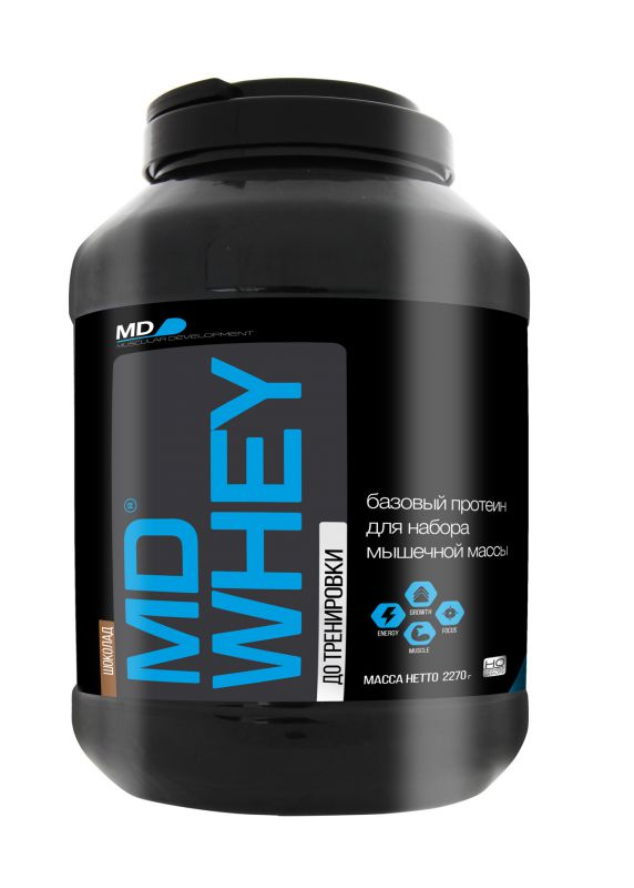 MD Whey