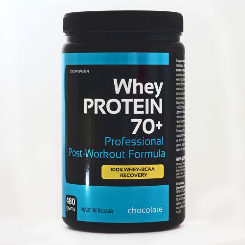 XXI Power Whey Protein 70+