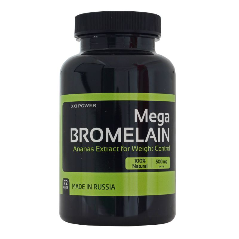 XXI Power Mega BROMELAIN