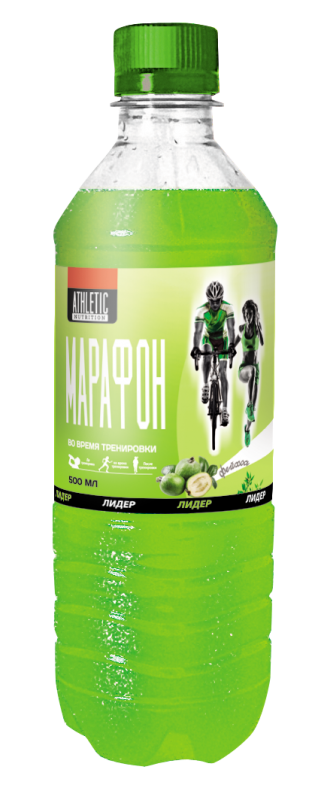 ATHLETIC NUTRITION МАРАФОН (500 мл.)