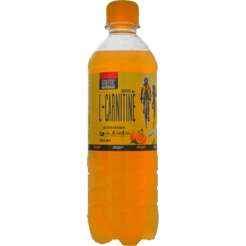 ATHLETIC NUTRITION L-КАРНИТИН (500 мл.)