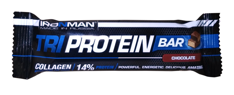 IRONMAN TRI Protein Bar