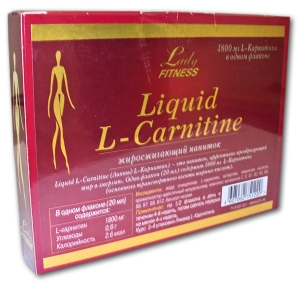 LadyFitness Liquid L-Carnitine