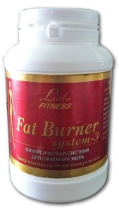 LadyFitness Fat Burner System-3