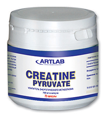 Artlab Creatine Pyruvate