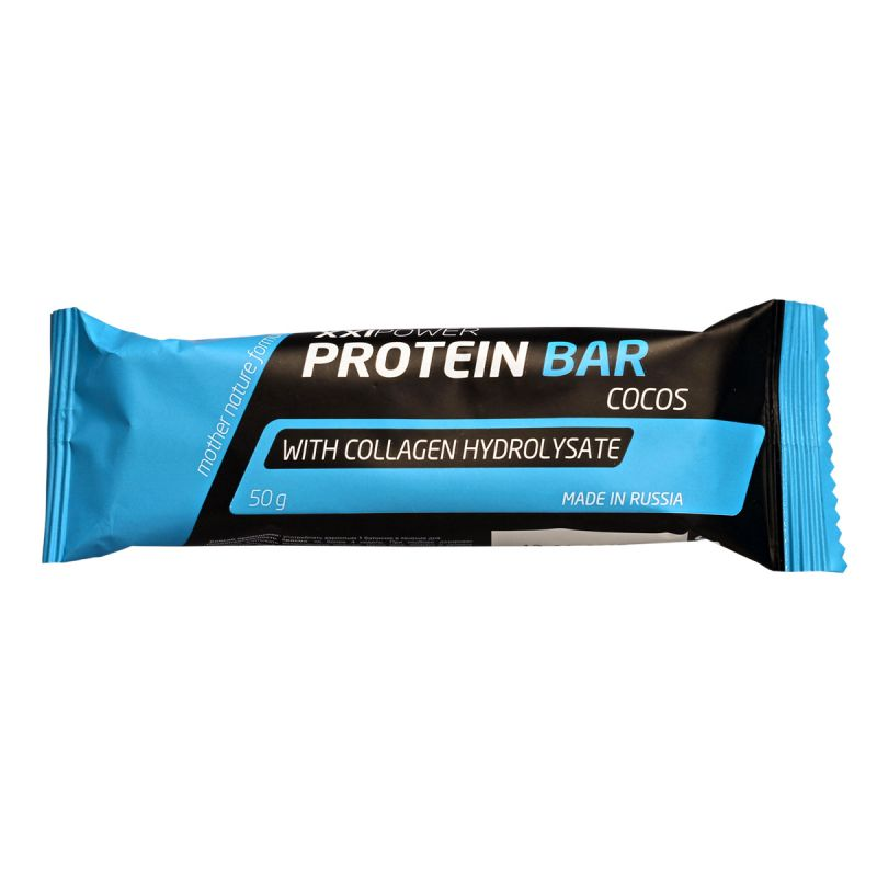 XXI Power Protein Bar с коллагеном, 1 шт.