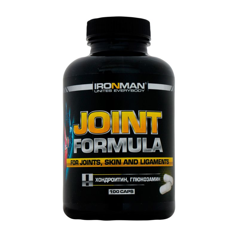 IRONMAN Joint Formula