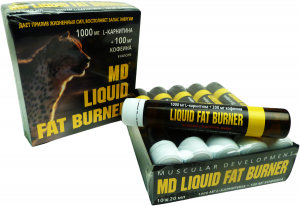 MD Fat Burner Liquid