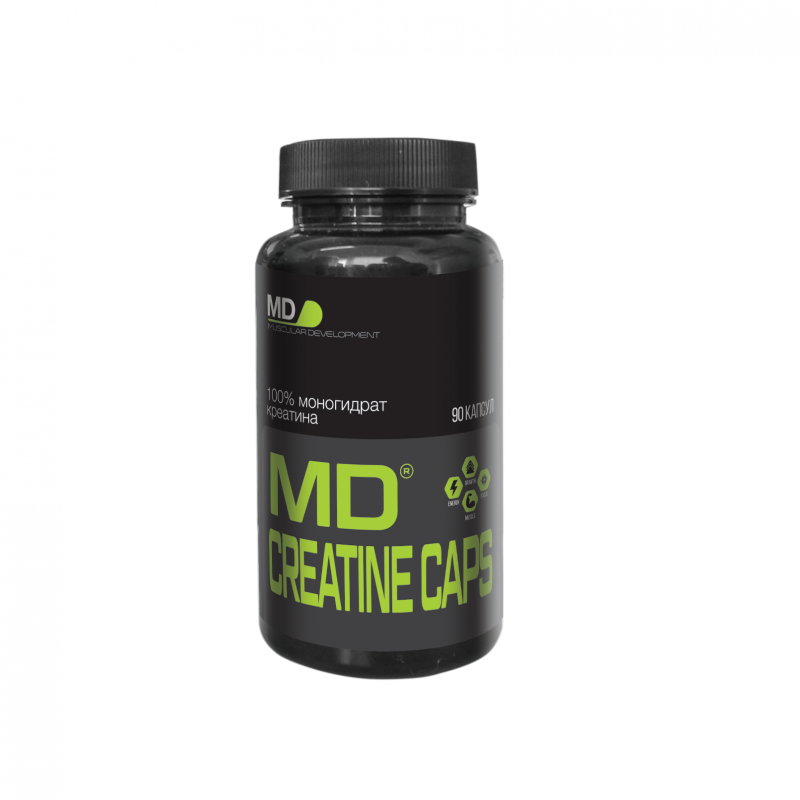 MD Creatine Caps