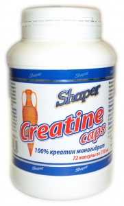 Shaper Creatine caps