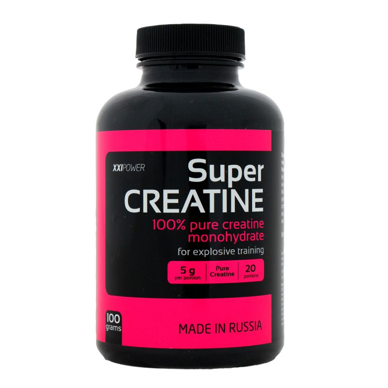 XXI Power Super Creatine