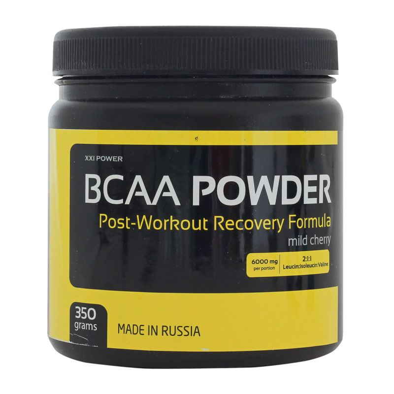 XXI Power BCAA powder