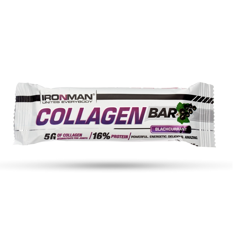 IRONMAN Collagen Bar с коллагеном