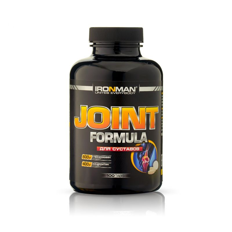 "IRONMAN Россия ""IRONMAN"" Joint Formula (Джоинт Формула)"