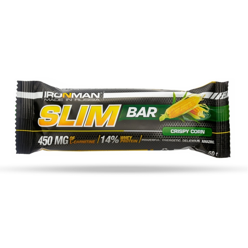 IRONMAN Slim Bar, 6 вкусов