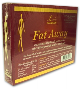 LadyFitness Fat Away