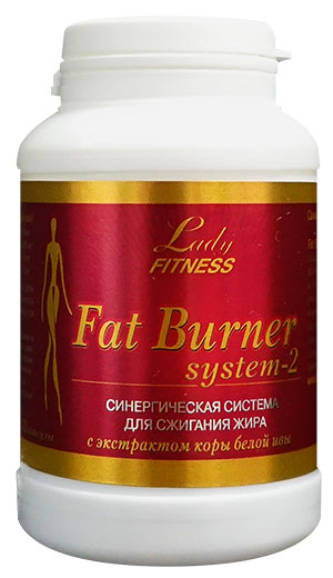 LadyFitness Fat Burner System-2